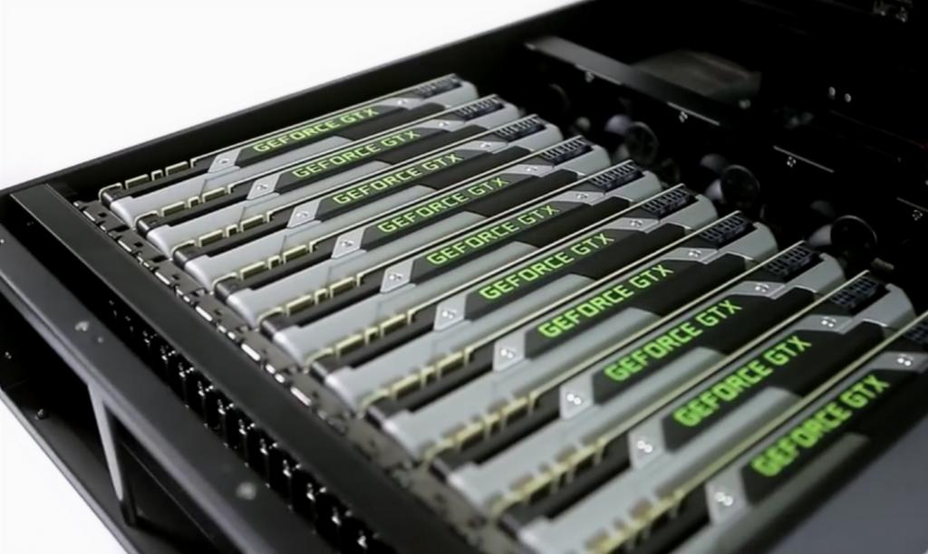 Nvidia y AMD distribuyeron un 15% menos de tarjetas gráficas a causa de las criptomonedas
