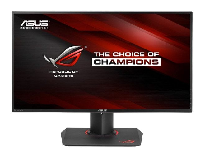 Estos son los mejores monitores gaming para comprar en navidades