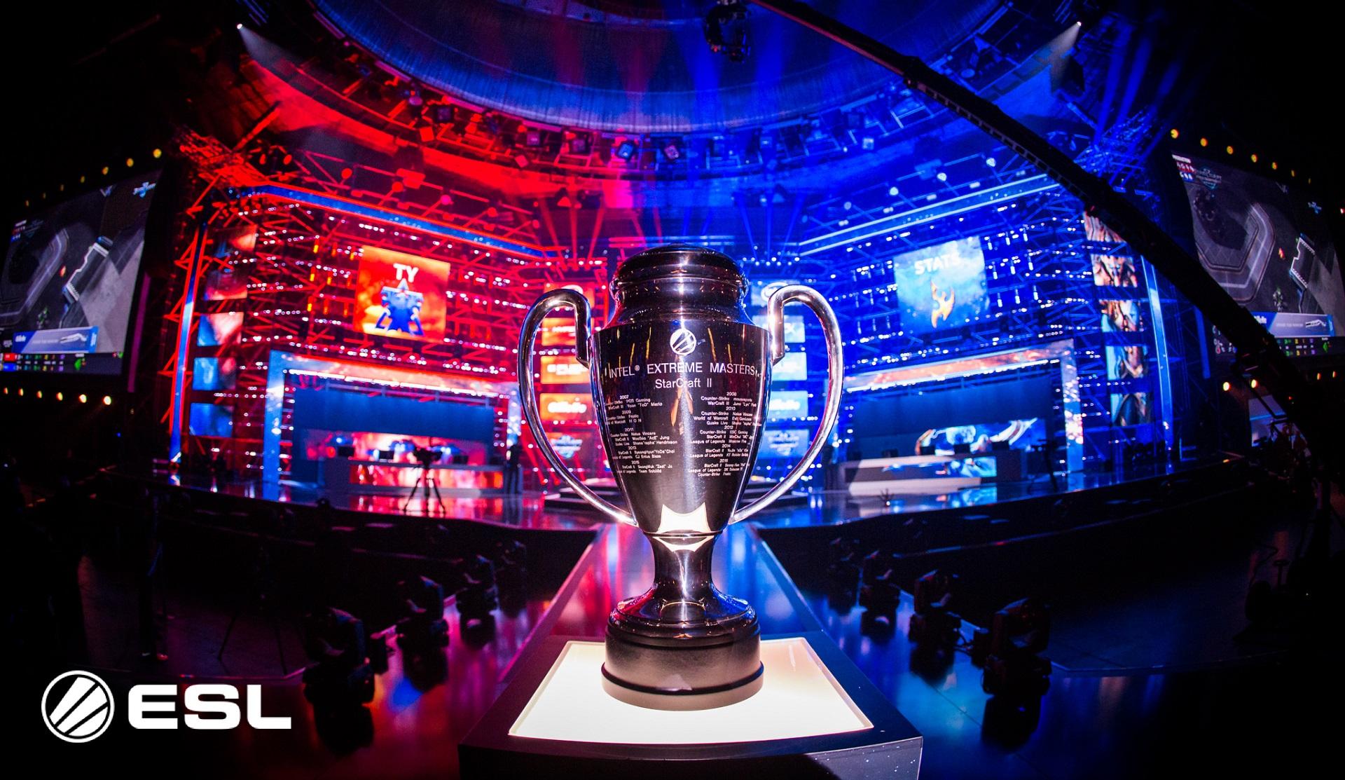 Intel renueva su contrato con los Esports de la ESL por 100 millones de dólares