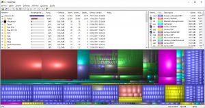 Cómo visualizar qué carpetas del disco duro ocupan más