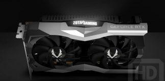 Zotac Gaming prepara dos modelos de la Nvidia RTX 2060