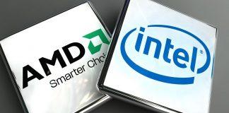 AMD supera en ventas de CPUs a Intel en noviembre