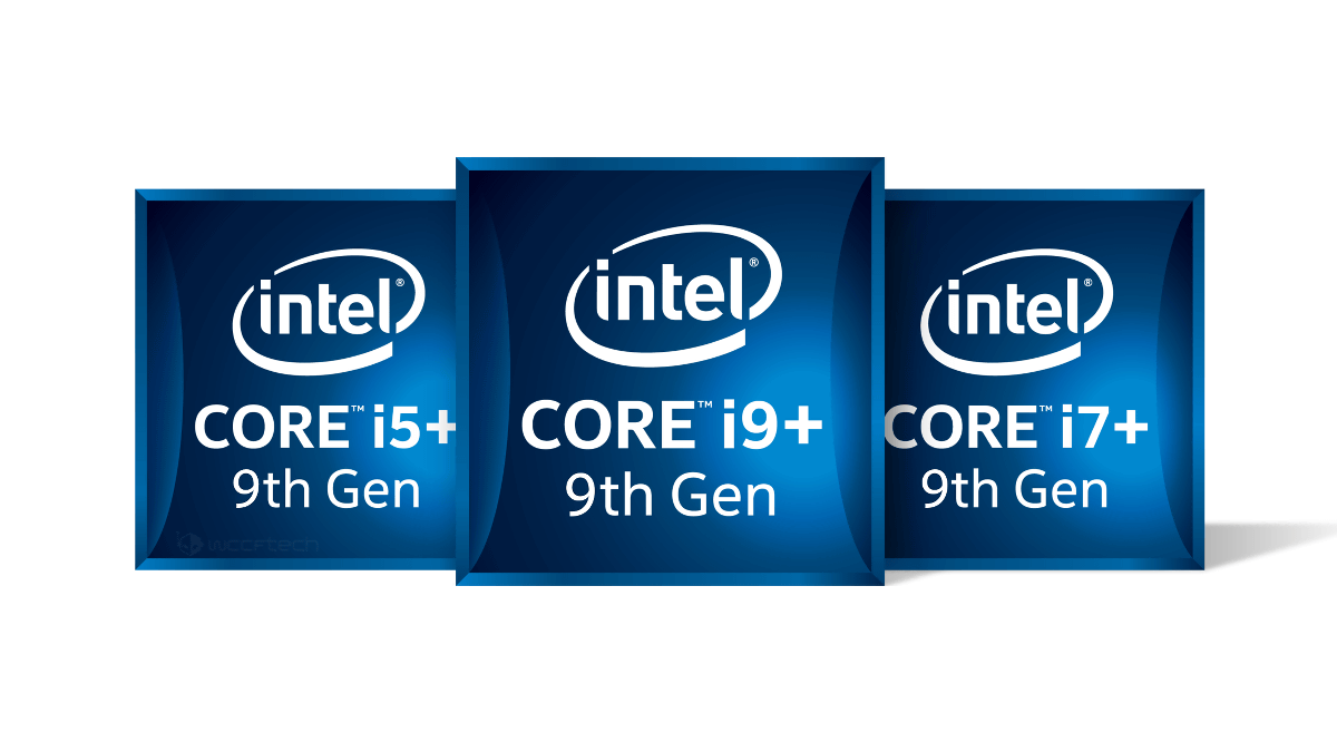 Estos son los precios de los Intel Core i9-9900KF, i7-9700KF, i5-9600KF e i5-9400F
