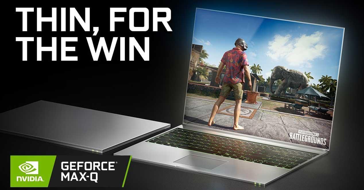 Filtradas las GPUs Nvidia RTX 2060, 2070 y 2080 para portátiles