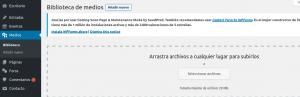 Cómo aumentar el limite de subida de archivos a WordPress