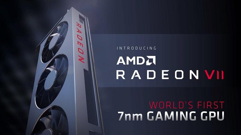 AMD responde ante la escasez de la Radeon VII