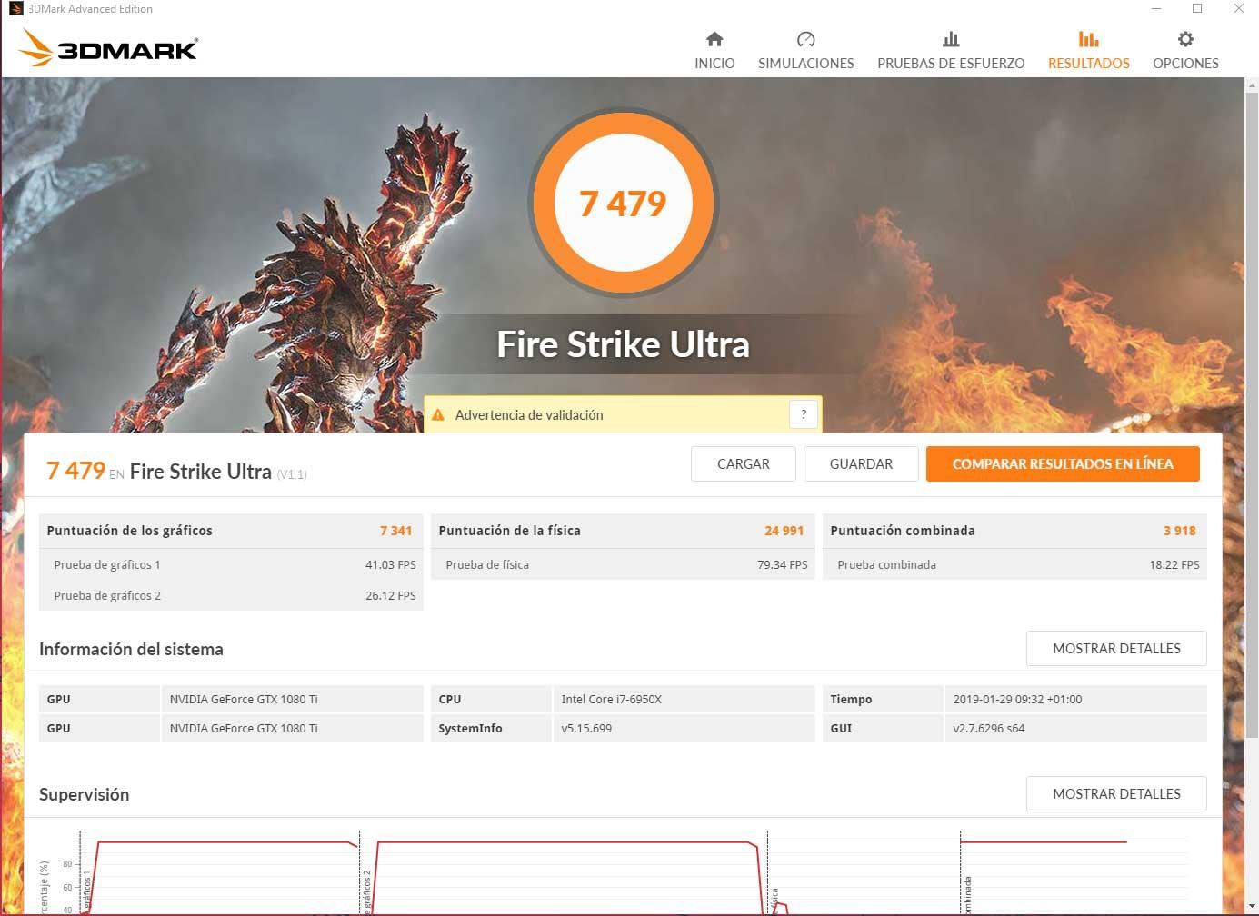 Filtrado el rendimiento de la AMD Radeon VII en 3DMark