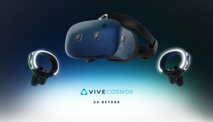 Esto es lo nuevo de HTC en realidad virtual presentado en el CES 2019