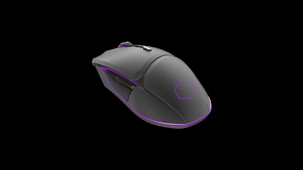 Cooler Master presenta su ratón MM831 con hasta 24000DPI