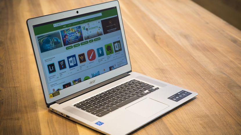 Acer presenta su primer Chromebook con chip AMD