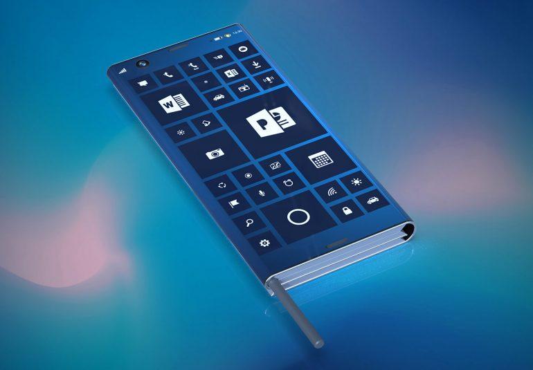 Intel podría lanzar un Smartphone plegable