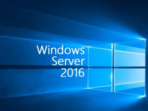 Cómo actualizar Windows Server 2012 R2 a Windows Server 2016