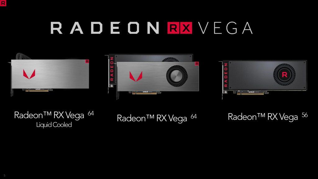 AMD baja el precio de las Radeon RX Vega 56 y RX Vega 64