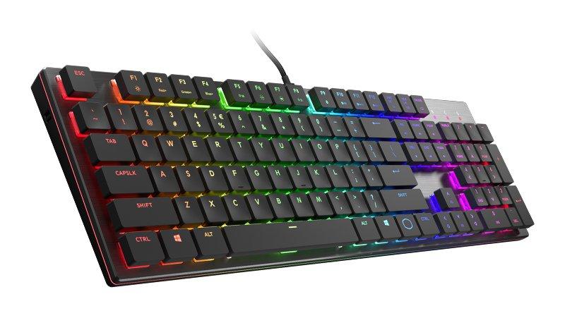 Cooler Master presenta sus nuevos teclados SK630 y SK650