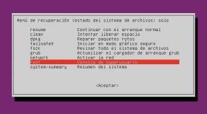 Cómo resetear la contraseña en Ubuntu