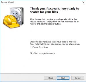 Manual de Recuva: recupera tus datos perdidos