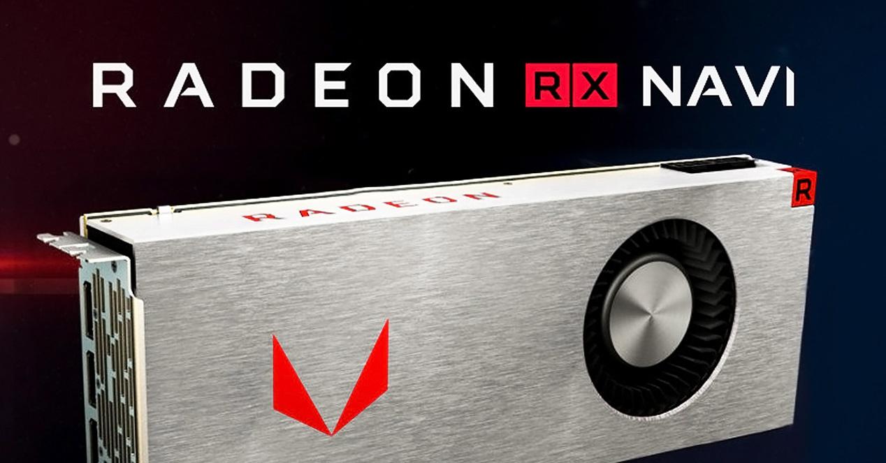 La primera GPU AMD Radeon Navi no llegaría hasta octubre