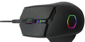 Cooler Master presenta el MM830 con un sensor de 24000 PPP y panel OLED