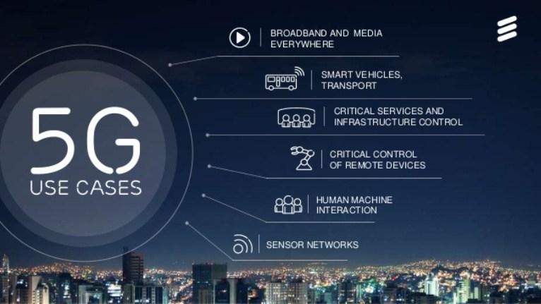 Intel y Ericsson desarrollan una infraestructura para el 5G