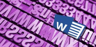 Como instalar una fuente de letra en Word