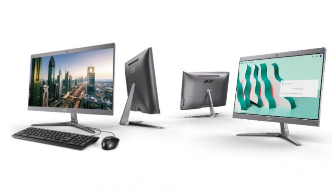 Acer presenta dos nuevos equipos Chromebase con procesadores Intel Core i7
