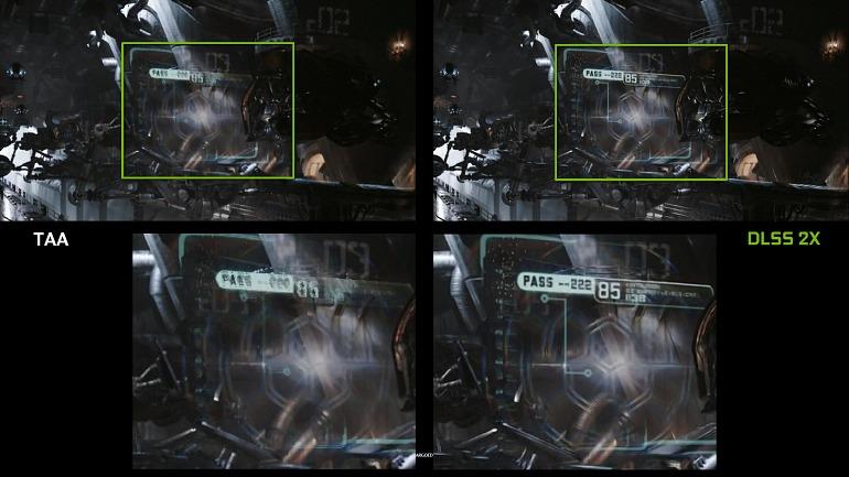Nvidia planea mejorar la calidad del TAA con el raytracing