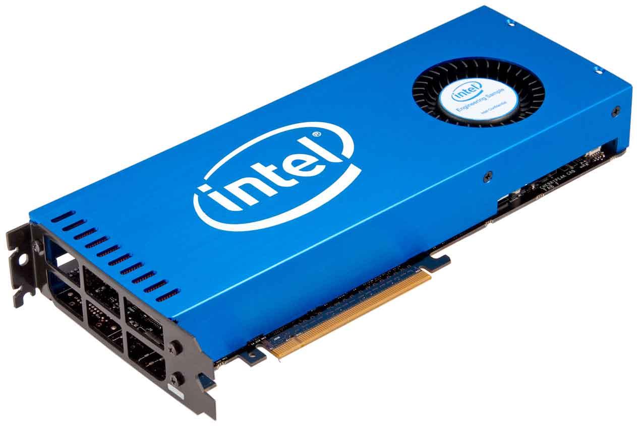 Intel compra Ineda Systems para la llegada de sus GPUs