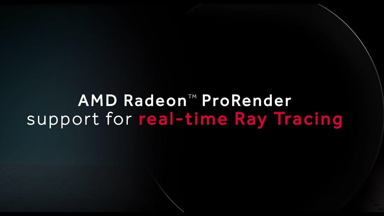 AMD piensa que el Ray Tracing es importante pero aún no estamos preparados