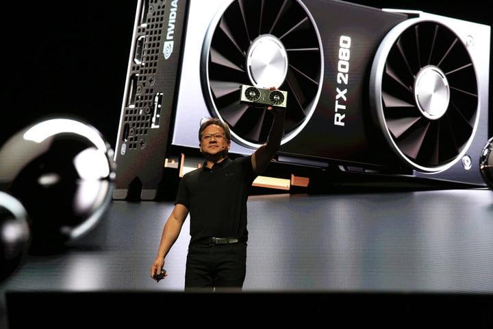Las GeForce RTX no han vendido tan bien como Nvidia esperaba