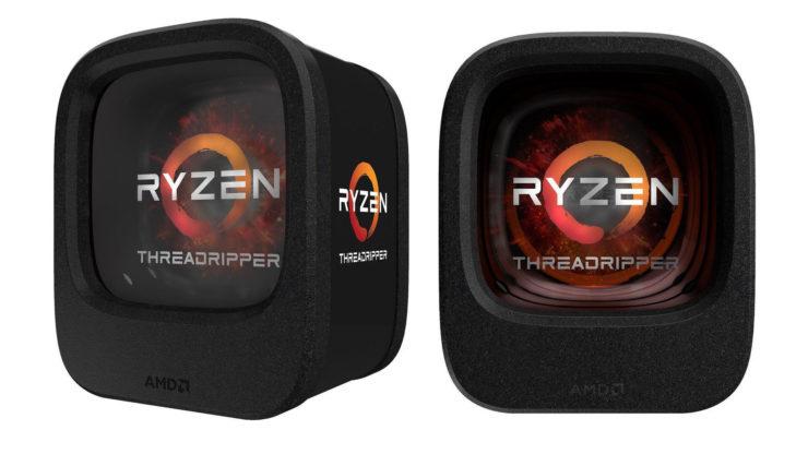 Las CPU Ryzen Threadripper de primera generación de AMD bajan de precio