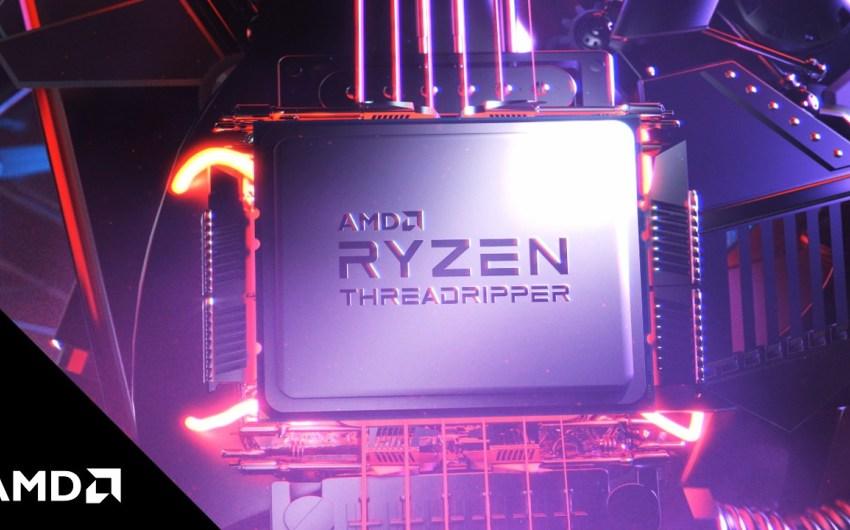 AMD lanzará sus CPUs Threadripper de tercera generación este año