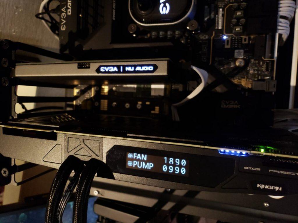 La EVGA GeForce RTX 2080 Ti logra un nuevo récord en el 3DMark Portal