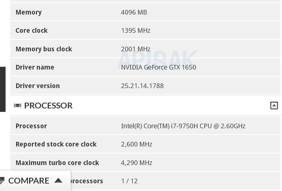 La Nvidia GeForce GTX 1650 se lanzará en abril