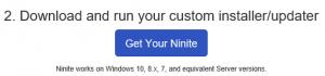 Cómo instalar varios programas a la vez con Ninite