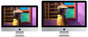 Apple actualiza sus iMac a un mayor rendimiento con nuevas CPU Intel