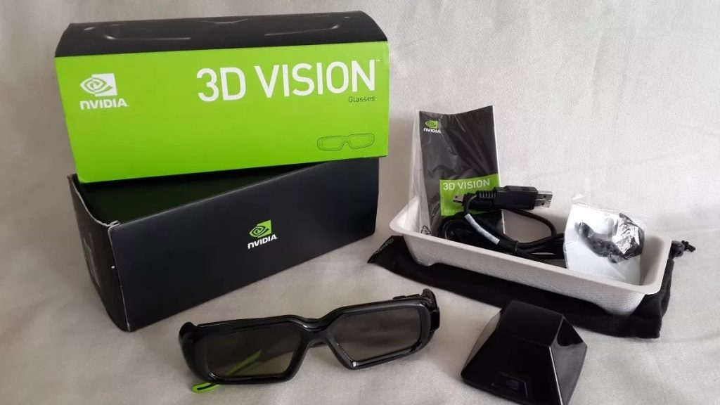 Nvidia deja finalmente de dar soporte a 3D Vision a través de sus drivers