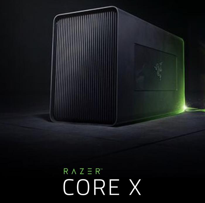 Razer nos permitirá montar GPUs en portátiles