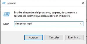 Cómo comprobar si Windows está activado con un simple comando