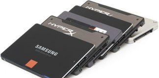 El Gigabyte de los SSD caería por debajo de los 0,10$ a finales de año
