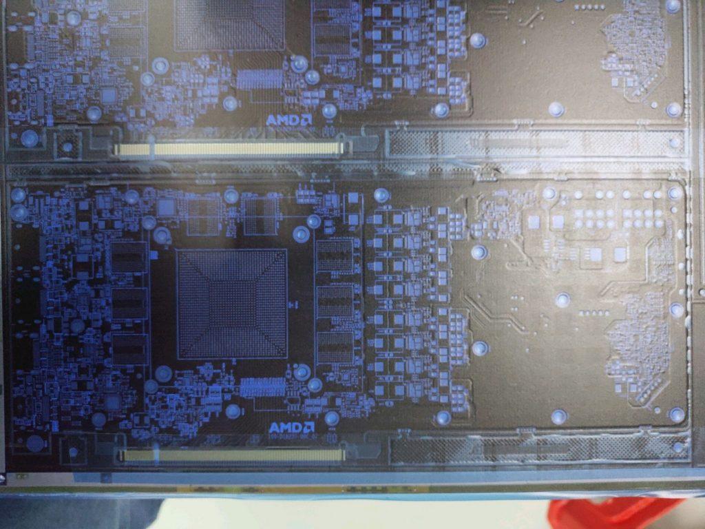 AMD nos muestra la primera imagen de su GPU Navi