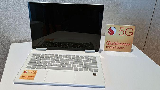 Lenovo presenta el primer portátil 5G del mundo