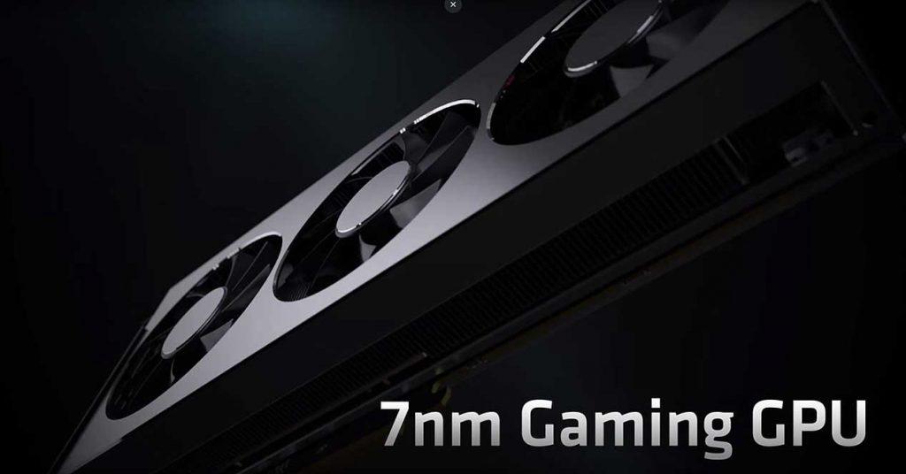 La AMD Radeon Navi con configuración TOP llegará en 2020