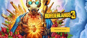 Borderlands 3 tendrá 30 horas de juego cómo mínimo