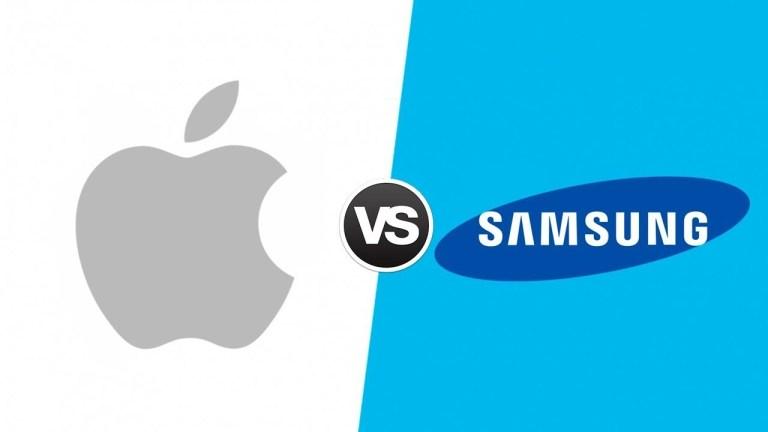 Samsung planea demandar a Apple por las bajas ventas de sus iPhone