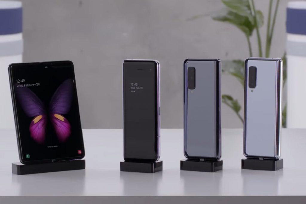 Samsung admite que el Galaxy Fold se lanzó antes de su finalización