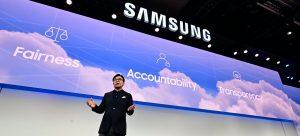 Un informe interno de Samsung prevé una fuerte caída de beneficios