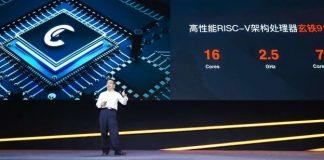 Alibaba lanza un procesador de 16 núcleos con arquitectura RISC-V