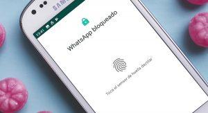 WhatsApp se puede proteger con huella dactilar