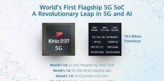 El nuevo SoC de Huawei de 7nm EUV integra 5G