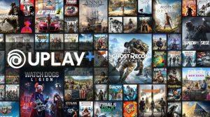 Ya está disponible Uplay+ con más de 100 juegos por 14.99€al mes